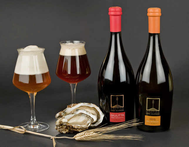 Make Way for The San Quirico Beers