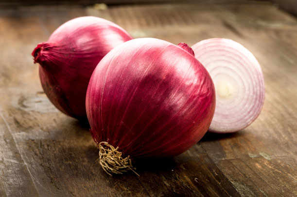 The Novel Onions of Certaldo, Tuscany