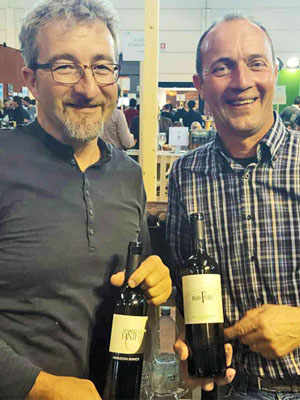 Two Wine Masters in Trentino